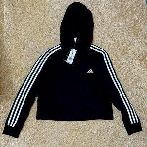 NWT Adidas Youth Hoodie SZ M